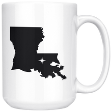 Load image into Gallery viewer, Louisiana Coffee Mug - LA - MissionMint