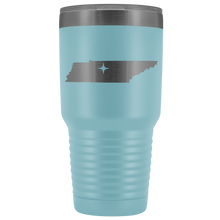 Load image into Gallery viewer, Tennessee Tumbler Travel Map Adoption Moving Gift - 30oz - MissionMint