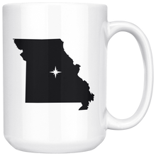 Load image into Gallery viewer, Missouri Coffee Mug - MO - MissionMint