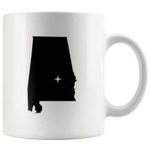 Load image into Gallery viewer, Alabama Coffee Mug - 11 oz. - AL - MissionMint