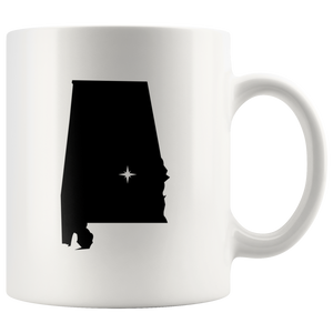 Alabama Coffee Mug - 11 oz. - AL - MissionMint