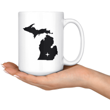 Load image into Gallery viewer, Michigan Coffee Mug - MI - MissionMint
