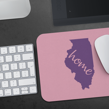 Load image into Gallery viewer, Illinois Computer Mouse Pad Desk Accessory - MissionMint