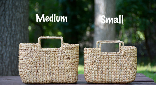 Rectangle Straw Bag - MissionMint
