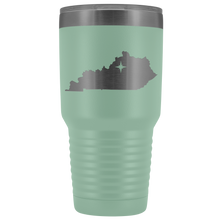 Load image into Gallery viewer, Kentucky Tumbler Travel Map Adoption Moving Gift - 30oz - MissionMint