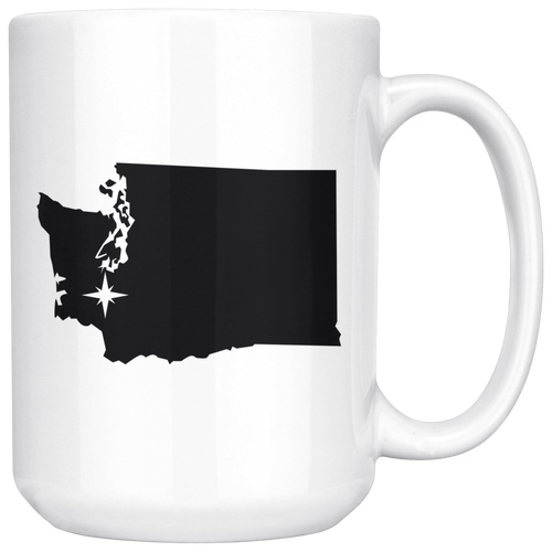 Washington Coffee Mug - WA - MissionMint