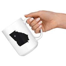 Load image into Gallery viewer, Georgia Coffee Mug - GA - MissionMint