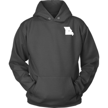 Load image into Gallery viewer, Missouri MO Unisex Hoodie - MissionMint