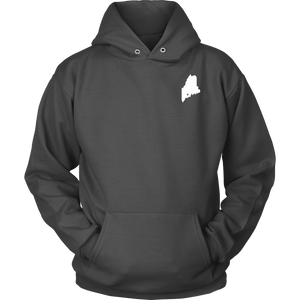 Maine ME Unisex Hoodie - MissionMint