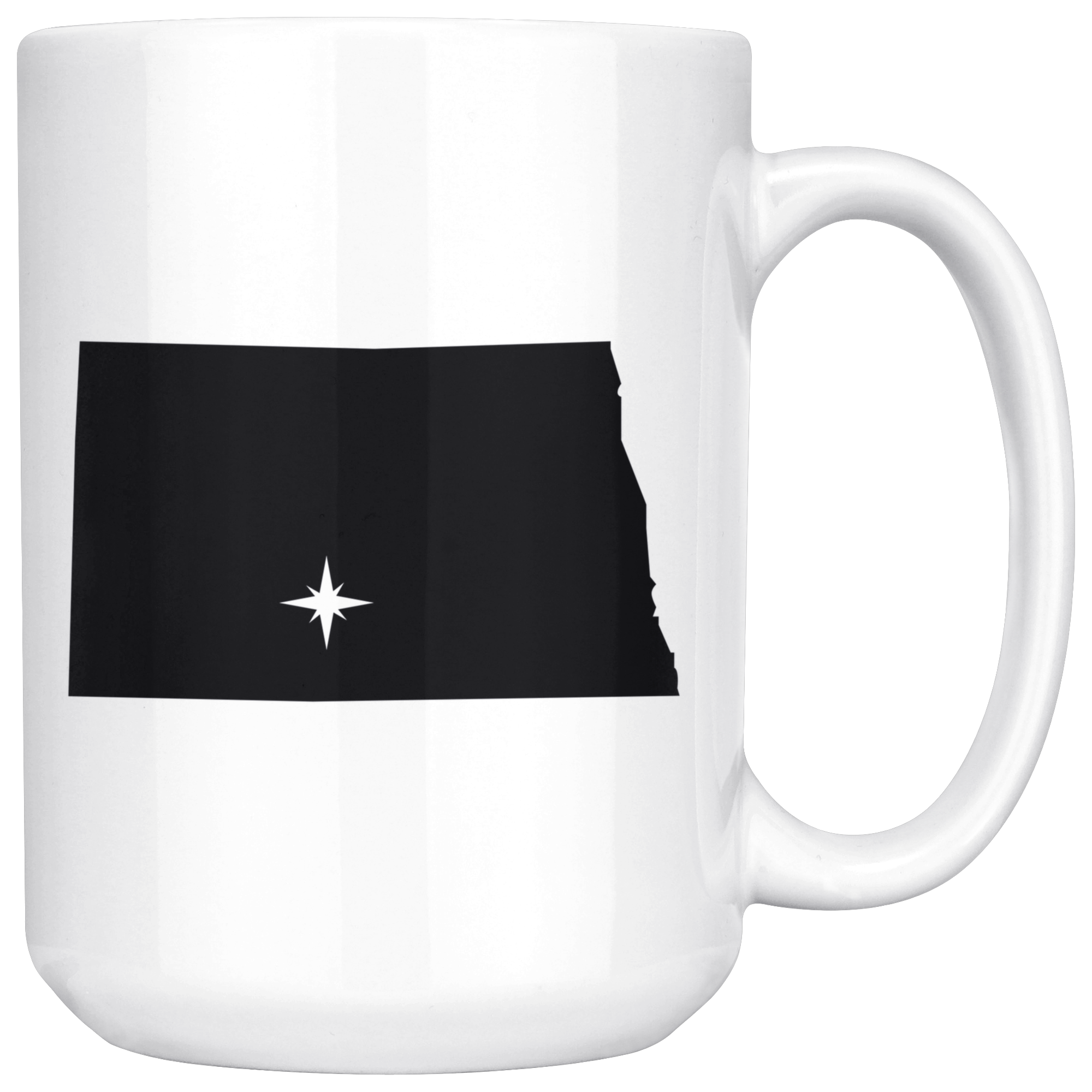 North Dakota Coffee Mug - ND - MissionMint