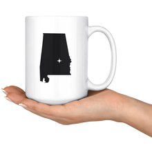 Load image into Gallery viewer, Alabama Coffee Mug - AL - MissionMint