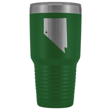 Load image into Gallery viewer, Nevada Tumbler Travel Map Adoption Moving Gift - 30oz - MissionMint