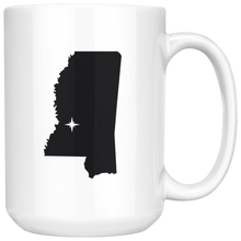 Load image into Gallery viewer, Mississippi MS Coffee Mug 15 oz
