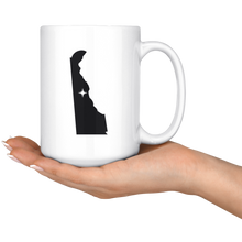 Load image into Gallery viewer, Delaware Coffee Mug - DE - MissionMint