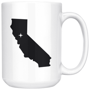 California Coffee Mug - CA - MissionMint