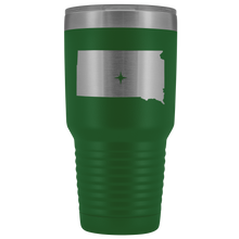 Load image into Gallery viewer, South Dakota Tumbler Travel Map Adoption Moving Gift - 30oz - MissionMint
