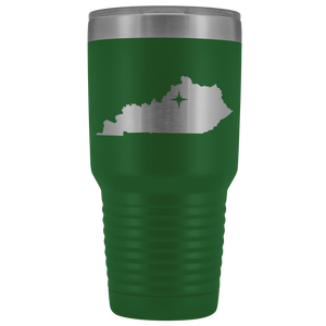 Kentucky Tumbler Travel Map Adoption Moving Gift - 30oz - MissionMint