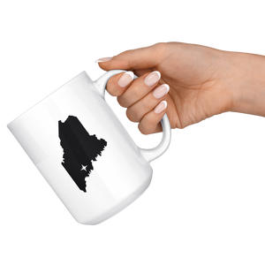 Maine Coffee Mug - ME - MissionMint