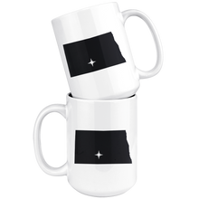 Load image into Gallery viewer, North Dakota Coffee Mug - ND - MissionMint