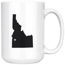 Load image into Gallery viewer, Idaho Coffee Mug - ID - MissionMint
