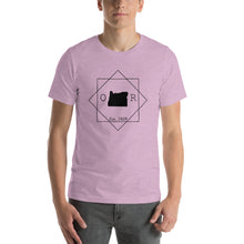 Load image into Gallery viewer, Oregon OR Short-Sleeve Unisex T-Shirt