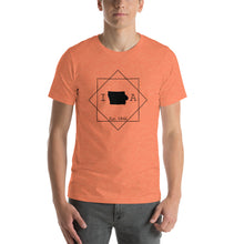 Load image into Gallery viewer, Iowa IA Short-Sleeve Unisex T-Shirt - MissionMint