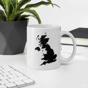 United Kingdom UK Coffee Mug