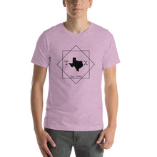 Load image into Gallery viewer, Texas TX Short-Sleeve Unisex T-Shirt - MissionMint