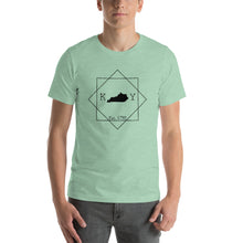 Load image into Gallery viewer, Kentucky KY Short-Sleeve Unisex T-Shirt - MissionMint