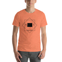 Load image into Gallery viewer, Wyoming WY Short-Sleeve Unisex T-Shirt