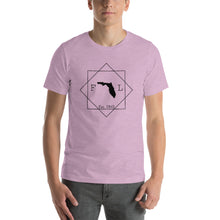 Load image into Gallery viewer, Florida FL Short-Sleeve Unisex T-Shirt - MissionMint
