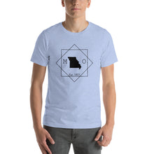Load image into Gallery viewer, Missouri MO Short-Sleeve Unisex T-Shirt