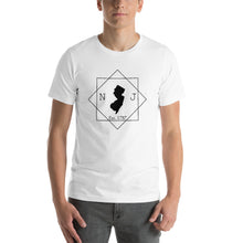 Load image into Gallery viewer, New Jersey NJ Short-Sleeve Unisex T-Shirt