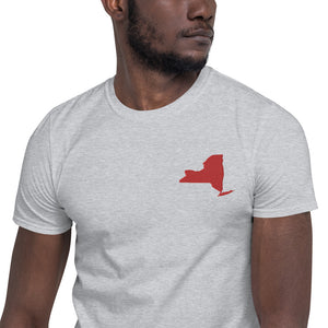 New York Short-Sleeve Unisex T-Shirt