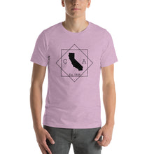 Load image into Gallery viewer, California CA Short-Sleeve Unisex T-Shirt - MissionMint
