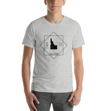 Load image into Gallery viewer, Idaho ID Short-Sleeve Unisex T-Shirt