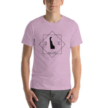 Load image into Gallery viewer, Delaware DE Short-Sleeve Unisex T-Shirt - MissionMint