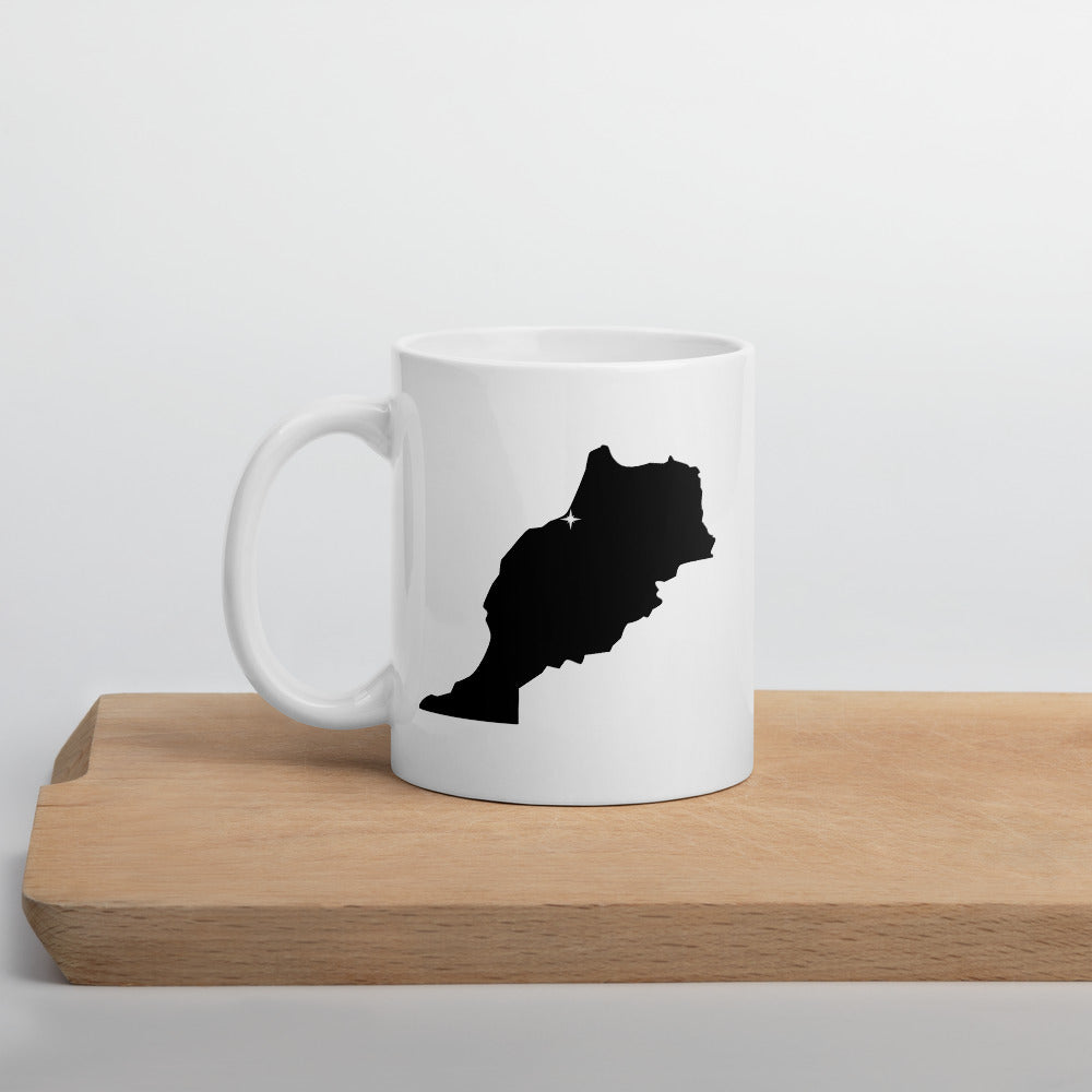 Morocco Coffee Mug
