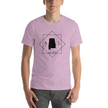 Load image into Gallery viewer, Alabama AL Short-Sleeve Unisex T-Shirt - MissionMint