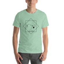 Load image into Gallery viewer, Hawaii HI Short-Sleeve Unisex T-Shirt - MissionMint