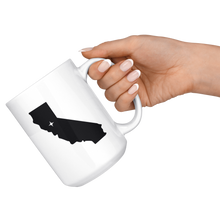 Load image into Gallery viewer, California Coffee Mug - CA - MissionMint