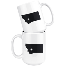 Load image into Gallery viewer, Montana Coffee Mug - MT - MissionMint