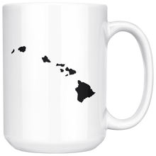 Load image into Gallery viewer, Hawaii Coffee Mug - HI - MissionMint