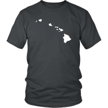 Load image into Gallery viewer, Hawaii Map Unisex Shirt - MissionMint