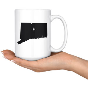 Connecticut Coffee Mug - CT - MissionMint