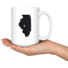 Load image into Gallery viewer, Illinois Coffee Mug - IL - MissionMint