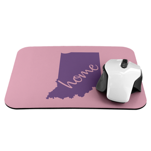 Indiana IN Computer Mouse Pad Desk Accessory