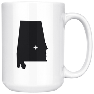 Alabama Coffee Mug - AL - MissionMint