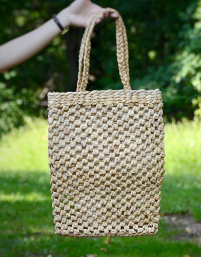 Cute Natural Straw Tote - MissionMint