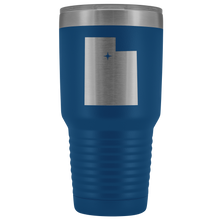 Load image into Gallery viewer, Utah Tumbler Travel Map Adoption Moving Gift - 30oz - MissionMint